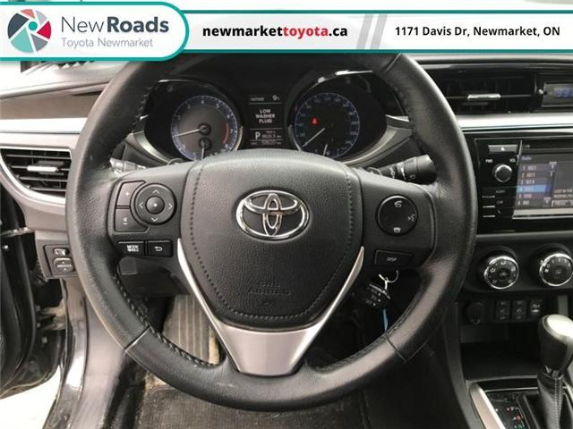 2015 Toyota Corolla  (Stk: 340051) in Newmarket - Image 11 of 15