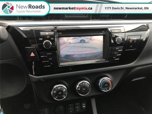 2015 Toyota Corolla  (Stk: 340051) in Newmarket - Image 13 of 15