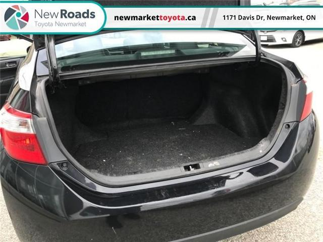 2015 Toyota Corolla  (Stk: 340051) in Newmarket - Image 15 of 15