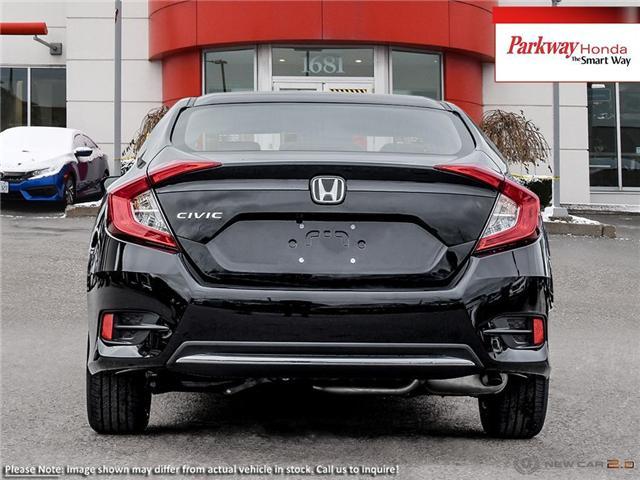 2019 Honda Civic LX (Stk: 929123) in North York - Image 5 of 23
