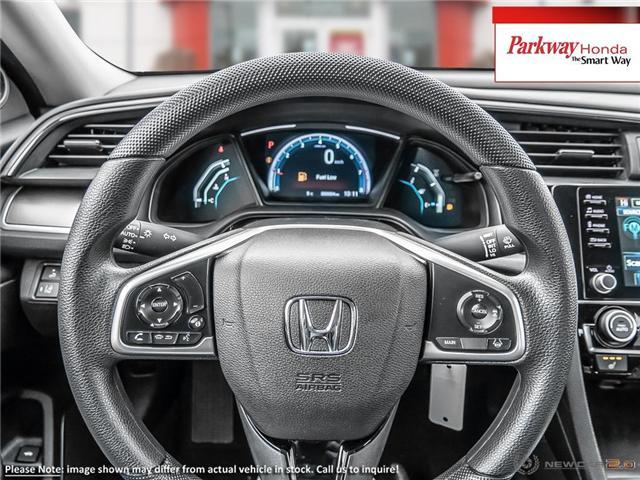 2019 Honda Civic LX (Stk: 929123) in North York - Image 13 of 23