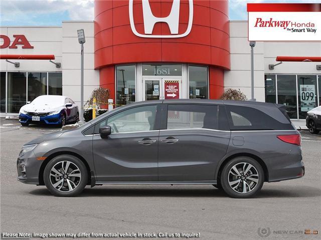 2019 Honda Odyssey Touring (Stk: 922089) in North York - Image 3 of 23