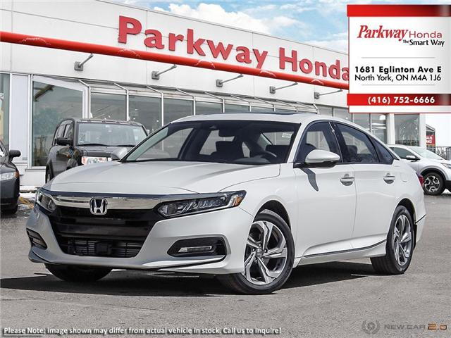 2019 Honda Accord EX-L 1.5T (Stk: 928068) in North York - Image 1 of 23