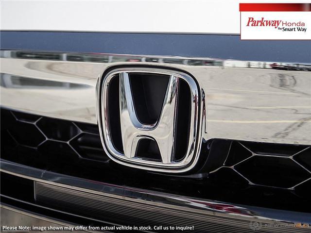 2019 Honda Accord EX-L 1.5T (Stk: 928068) in North York - Image 9 of 23