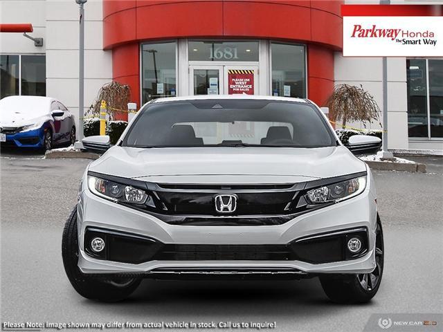 2019 Honda Civic Sport (Stk: 929338) in North York - Image 2 of 23