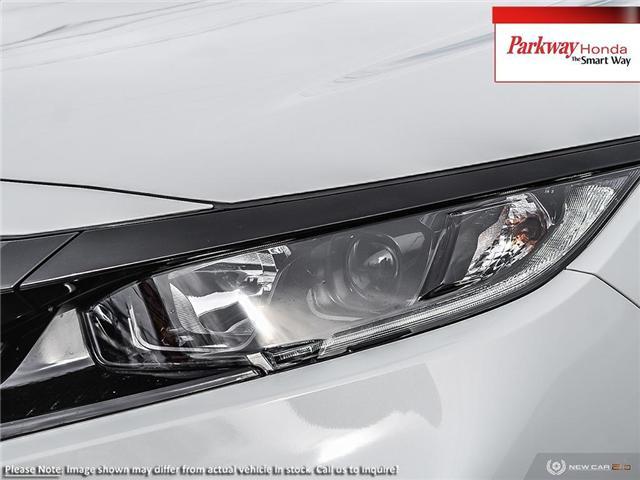 2019 Honda Civic Sport (Stk: 929338) in North York - Image 10 of 23