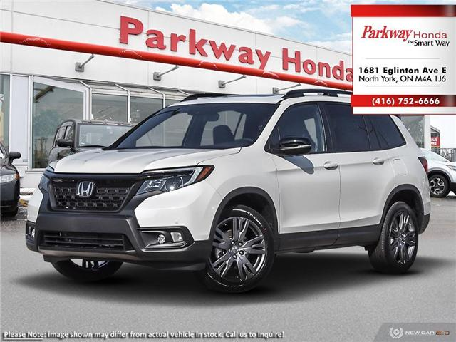 2019 Honda Passport EX-L (Stk: 923073) in North York - Image 1 of 23