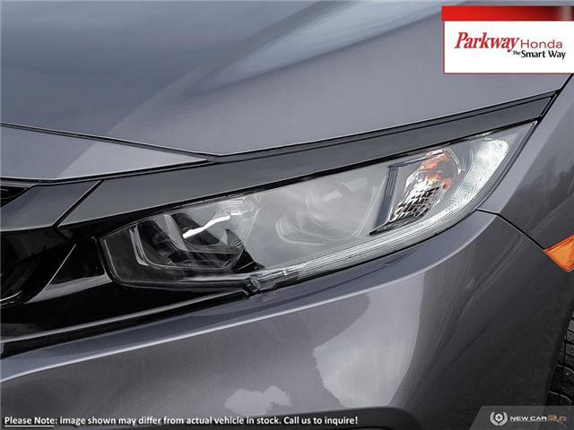2019 Honda Civic Sport (Stk: 929368) in North York - Image 10 of 23