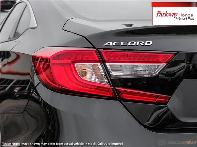 2019 Honda Accord Touring 1.5T (Stk: 928046) in North York - Image 11 of 23