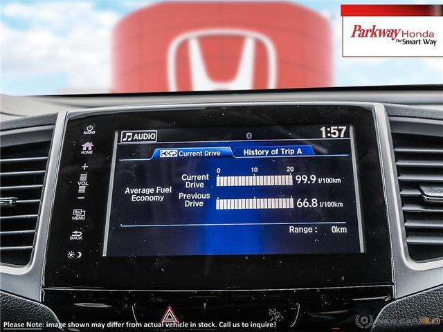 2019 Honda Ridgeline EX-L (Stk: 926010) in North York - Image 17 of 22