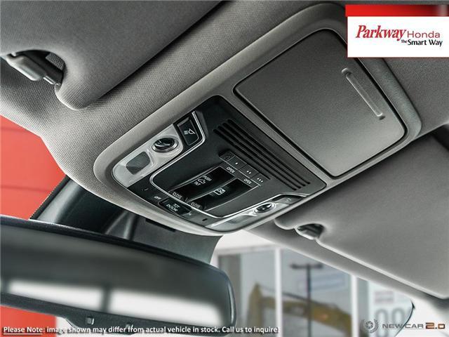 2019 Honda Ridgeline EX-L (Stk: 926010) in North York - Image 18 of 22