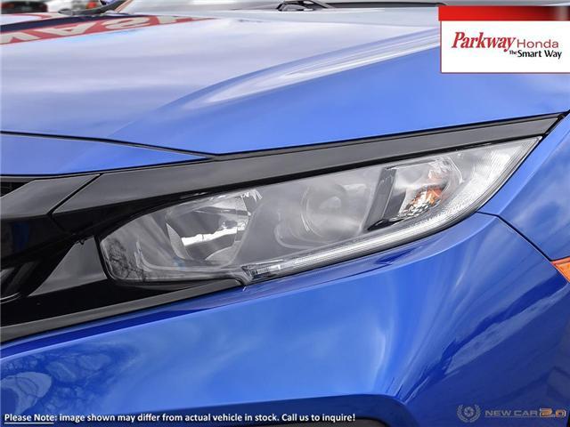 2019 Honda Civic Sport (Stk: 929249) in North York - Image 10 of 23