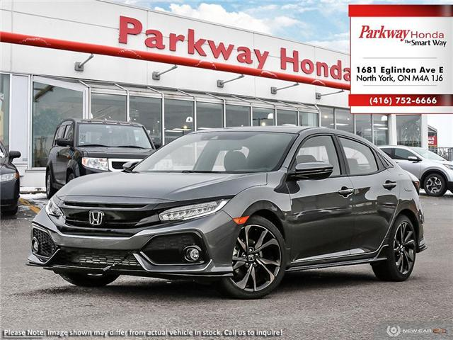 2019 Honda Civic Sport Touring (Stk: 929331) in North York - Image 1 of 23