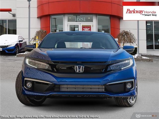 2019 Honda Civic Touring (Stk: 929354) in North York - Image 2 of 23