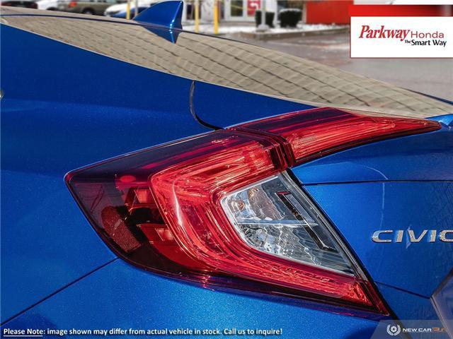 2019 Honda Civic Touring (Stk: 929354) in North York - Image 11 of 23