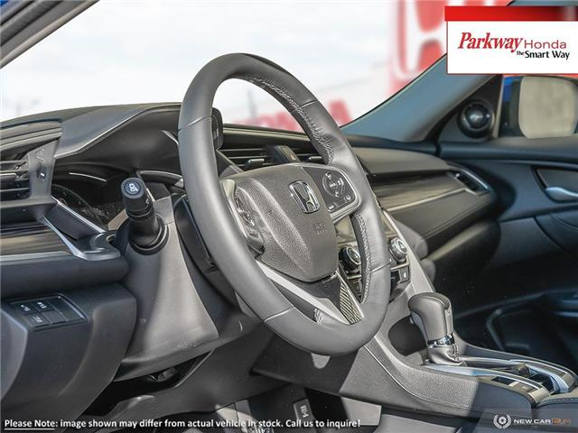 2019 Honda Civic Touring (Stk: 929354) in North York - Image 12 of 23