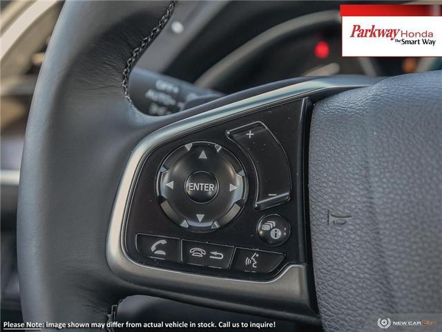 2019 Honda Civic Touring (Stk: 929354) in North York - Image 15 of 23