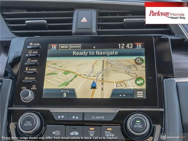 2019 Honda Civic Touring (Stk: 929354) in North York - Image 18 of 23