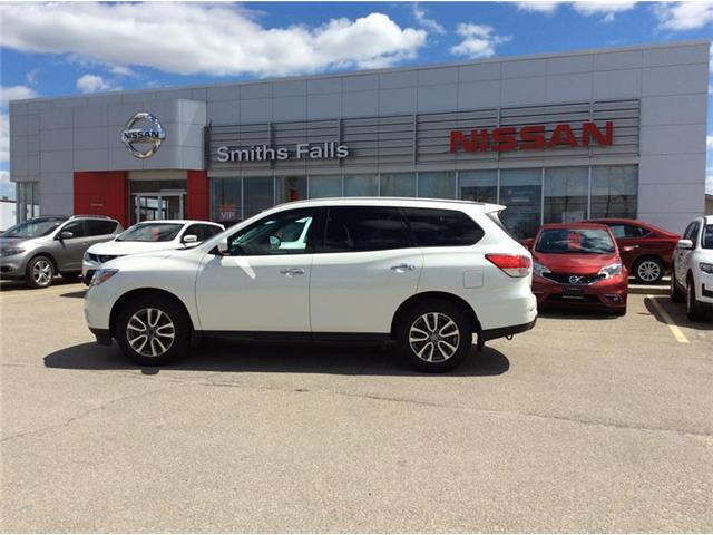 2015 Nissan Pathfinder S (Stk: P1980) in Smiths Falls - Image 1 of 13