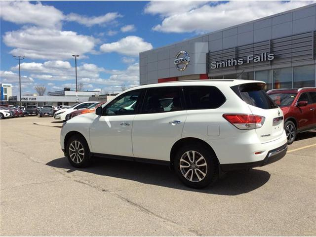 2015 Nissan Pathfinder S (Stk: P1980) in Smiths Falls - Image 3 of 13