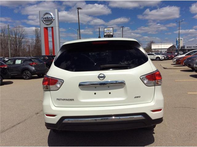2015 Nissan Pathfinder S (Stk: P1980) in Smiths Falls - Image 4 of 13