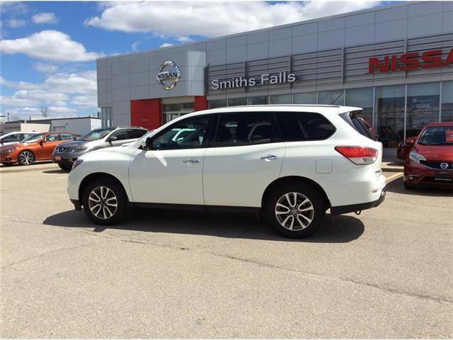2015 Nissan Pathfinder S (Stk: P1980) in Smiths Falls - Image 10 of 13