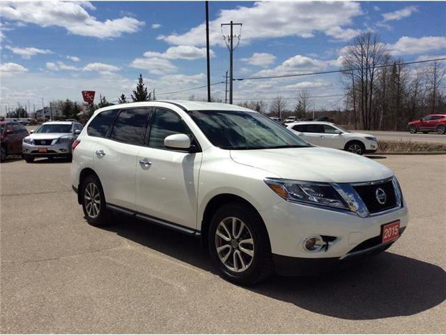 2015 Nissan Pathfinder S (Stk: P1980) in Smiths Falls - Image 11 of 13