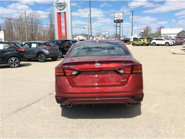 2019 Nissan Altima 2.5 Edition ONE (Stk: 19-033) in Smiths Falls - Image 4 of 13