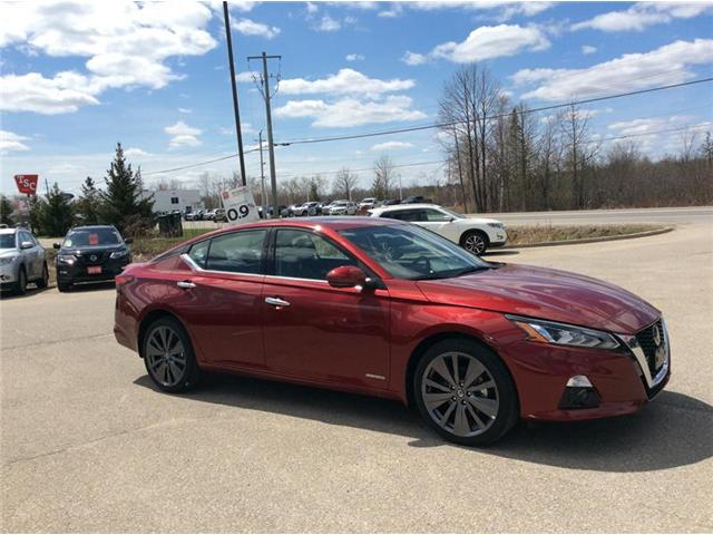 2019 Nissan Altima 2.5 Edition ONE (Stk: 19-033) in Smiths Falls - Image 7 of 13