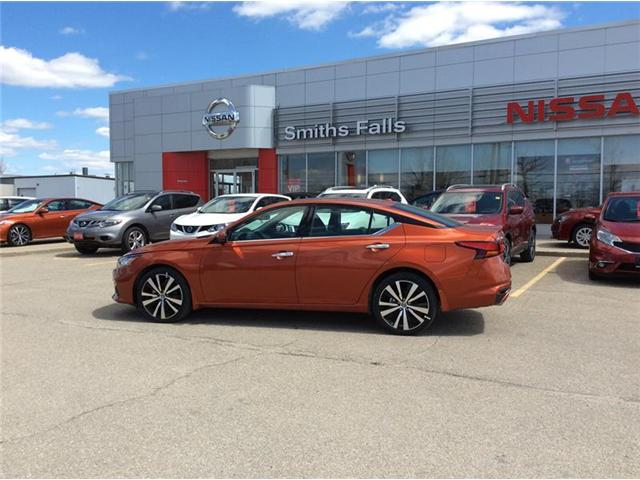 2019 Nissan Altima 2.5 Platinum (Stk: 19-058) in Smiths Falls - Image 2 of 13