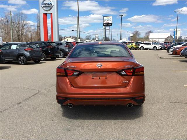 2019 Nissan Altima 2.5 Platinum (Stk: 19-058) in Smiths Falls - Image 4 of 13