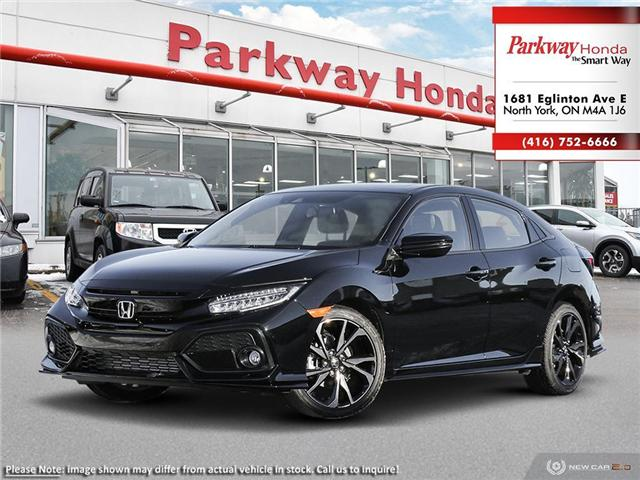 2019 Honda Civic Sport Touring (Stk: 929360) in North York - Image 1 of 23
