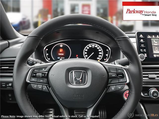 2019 Honda Accord Sport 2.0T (Stk: 928057) in North York - Image 13 of 23