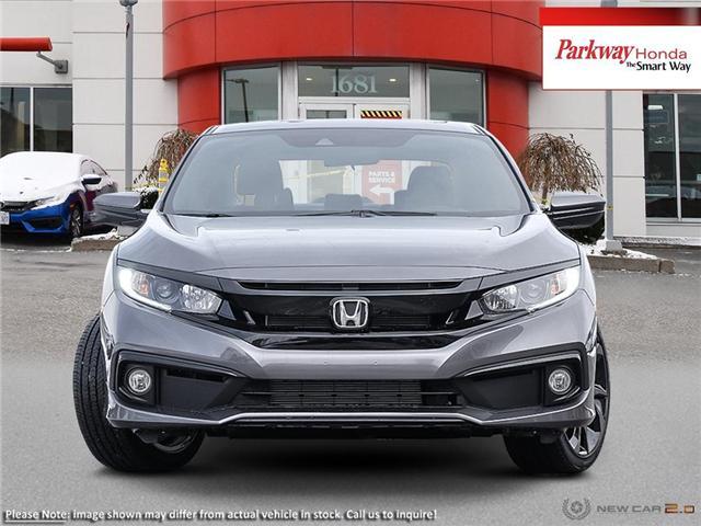 2019 Honda Civic Sport (Stk: 929280) in North York - Image 2 of 23