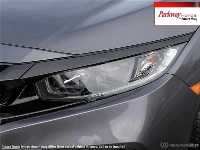 2019 Honda Civic Sport (Stk: 929280) in North York - Image 10 of 23