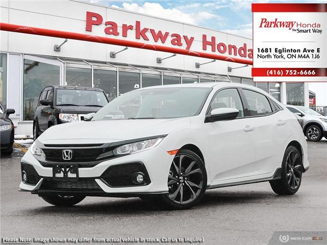 2019 Honda Civic Sport (Stk: 929285) in North York - Image 1 of 23