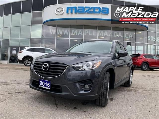2016 Mazda CX-5 GS (Stk: P-1167) in Vaughan - Image 1 of 24