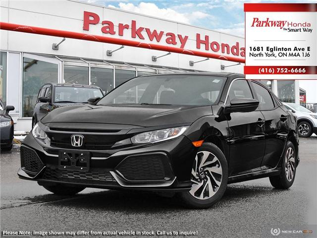 2019 Honda Civic LX (Stk: 929322) in North York - Image 1 of 23