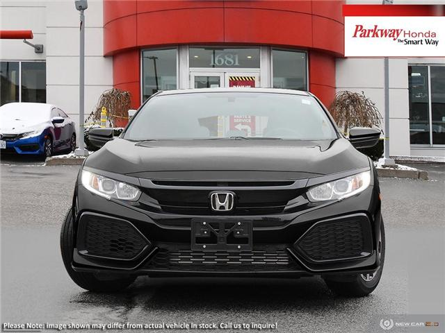 2019 Honda Civic LX (Stk: 929322) in North York - Image 2 of 23