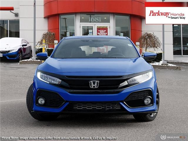 2019 Honda Civic Sport Touring (Stk: 929326) in North York - Image 2 of 22