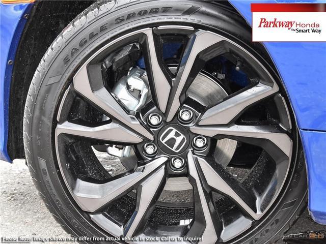 2019 Honda Civic Sport (Stk: 929248) in North York - Image 8 of 23
