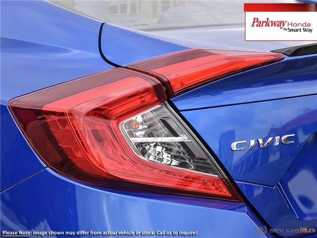 2019 Honda Civic Sport (Stk: 929248) in North York - Image 11 of 23