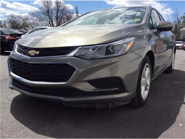 2018 Chevrolet Cruze LT Auto (Stk: 182141) in Richmond - Image 5 of 19