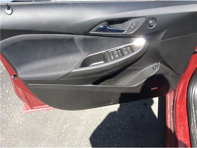 2018 Chevrolet Cruze LT Auto (Stk: 182108) in Richmond - Image 13 of 17