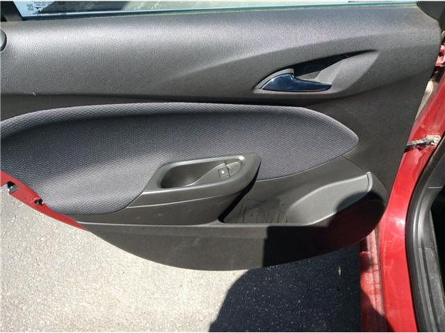 2018 Chevrolet Cruze LT Auto (Stk: 182108) in Richmond - Image 14 of 17