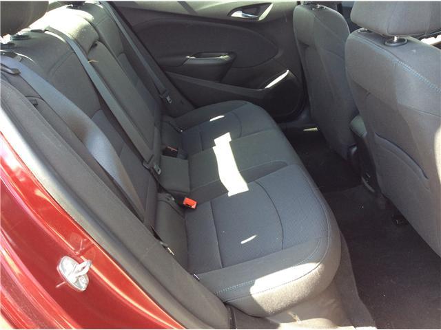 2018 Chevrolet Cruze LT Auto (Stk: 182108) in Richmond - Image 10 of 17