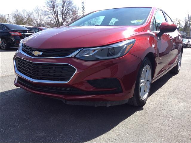 2018 Chevrolet Cruze LT Auto (Stk: 182108) in Richmond - Image 6 of 17