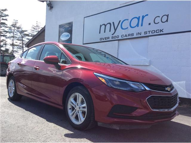 2018 Chevrolet Cruze LT Auto (Stk: 182108) in Richmond - Image 1 of 17