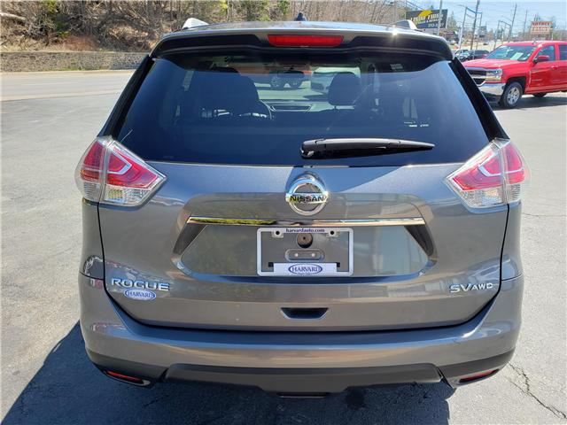 2016 Nissan Rogue SV (Stk: 10333) in Lower Sackville - Image 4 of 18