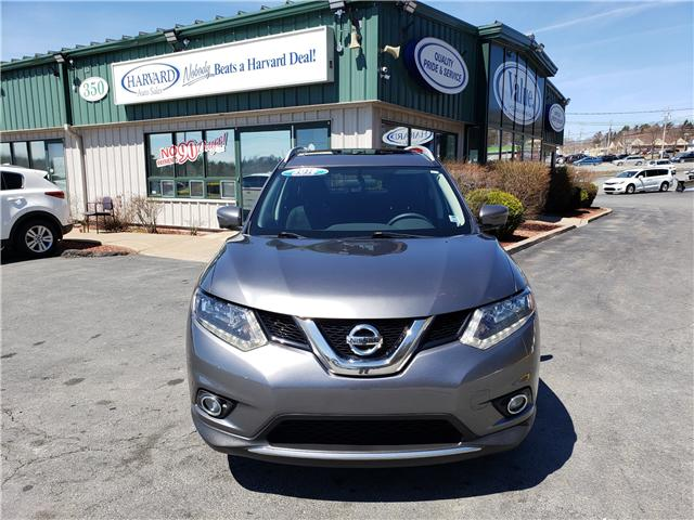 2016 Nissan Rogue SV (Stk: 10333) in Lower Sackville - Image 9 of 18